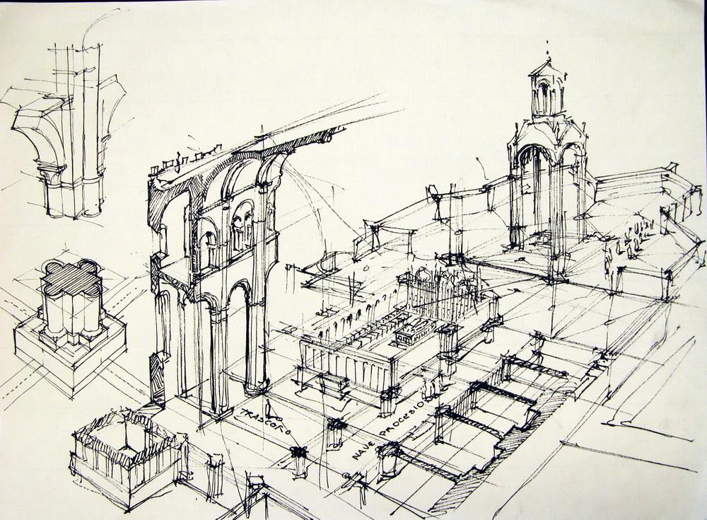 Universidad de navarra historia de la arquitectura for Libros de planos arquitectonicos