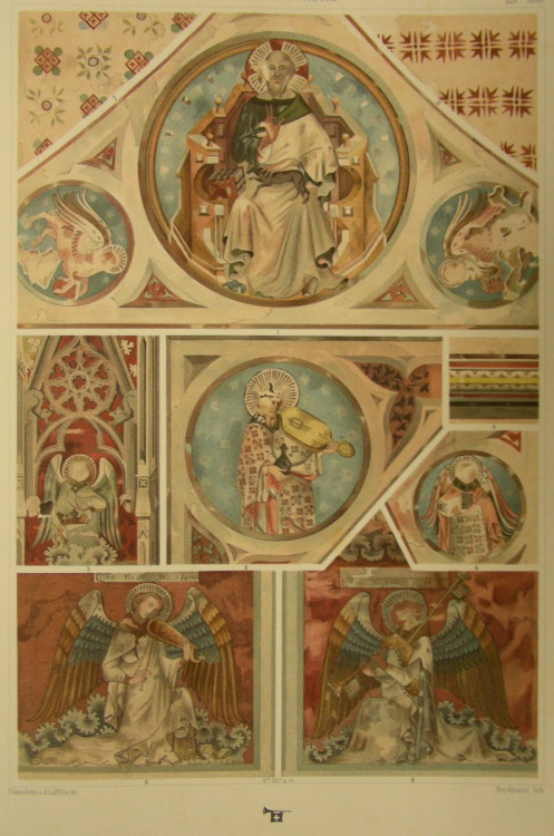 Decoration Mural  Siecle