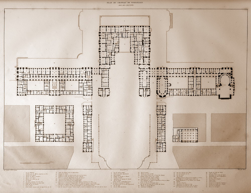 Superb Hi, Iu0027ve Got A New Plan Of The Palace Of Versailles, Here It Is: