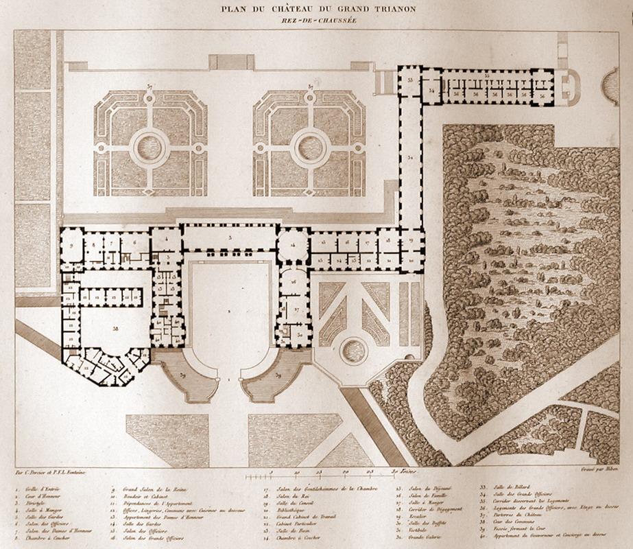 Palace Of Caserta Floor PlanBuckingham Plans