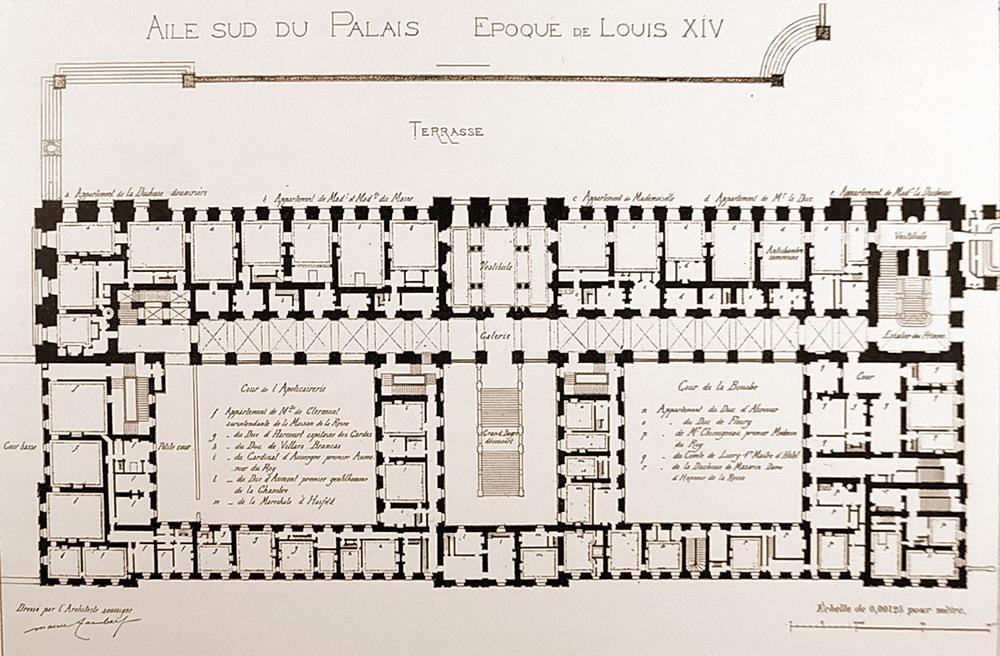 Plan Appartement T