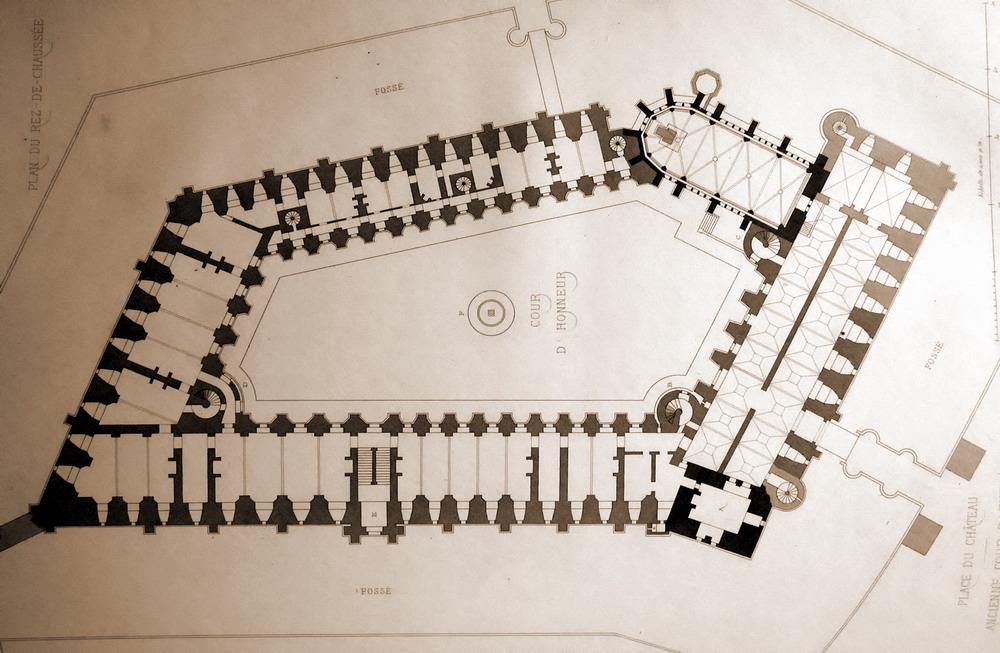 Universidad de navarra historia de la arquitectura history of architecture - Foret saint germain en laye plan ...