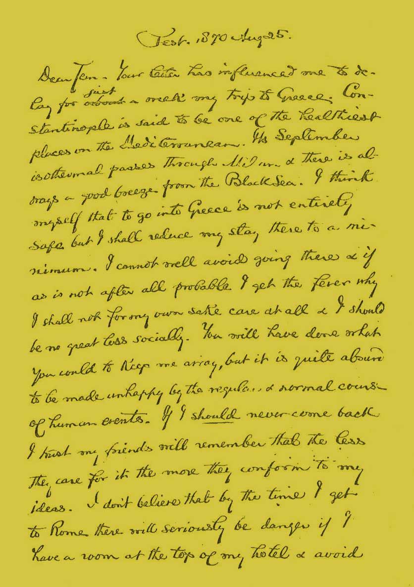 Carta Para MI Hermano